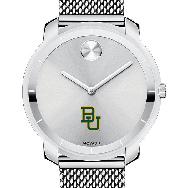 Baylor Women's Movado Stainless Bold 36