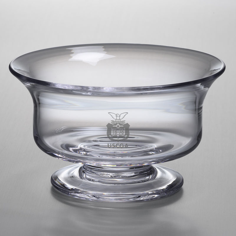 Coast Guard Large Glass Revere Bowl by Simon Pearce