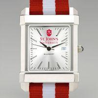 St. John's Men's Collegiate Watch w/ NATO Strap