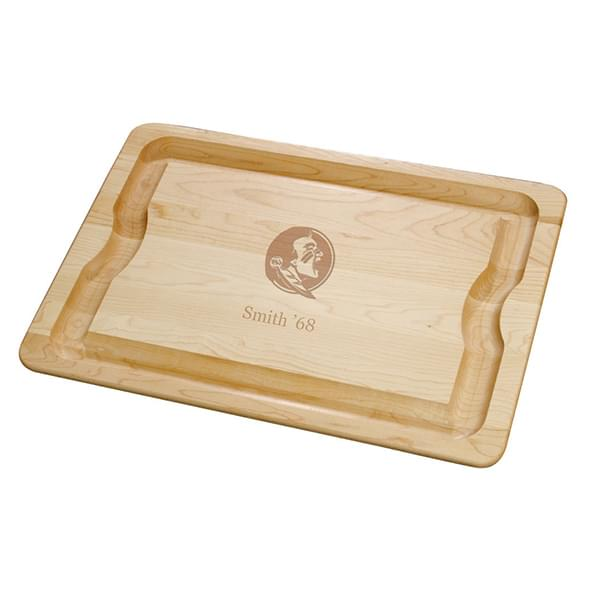 Florida State Maple Cutting Board