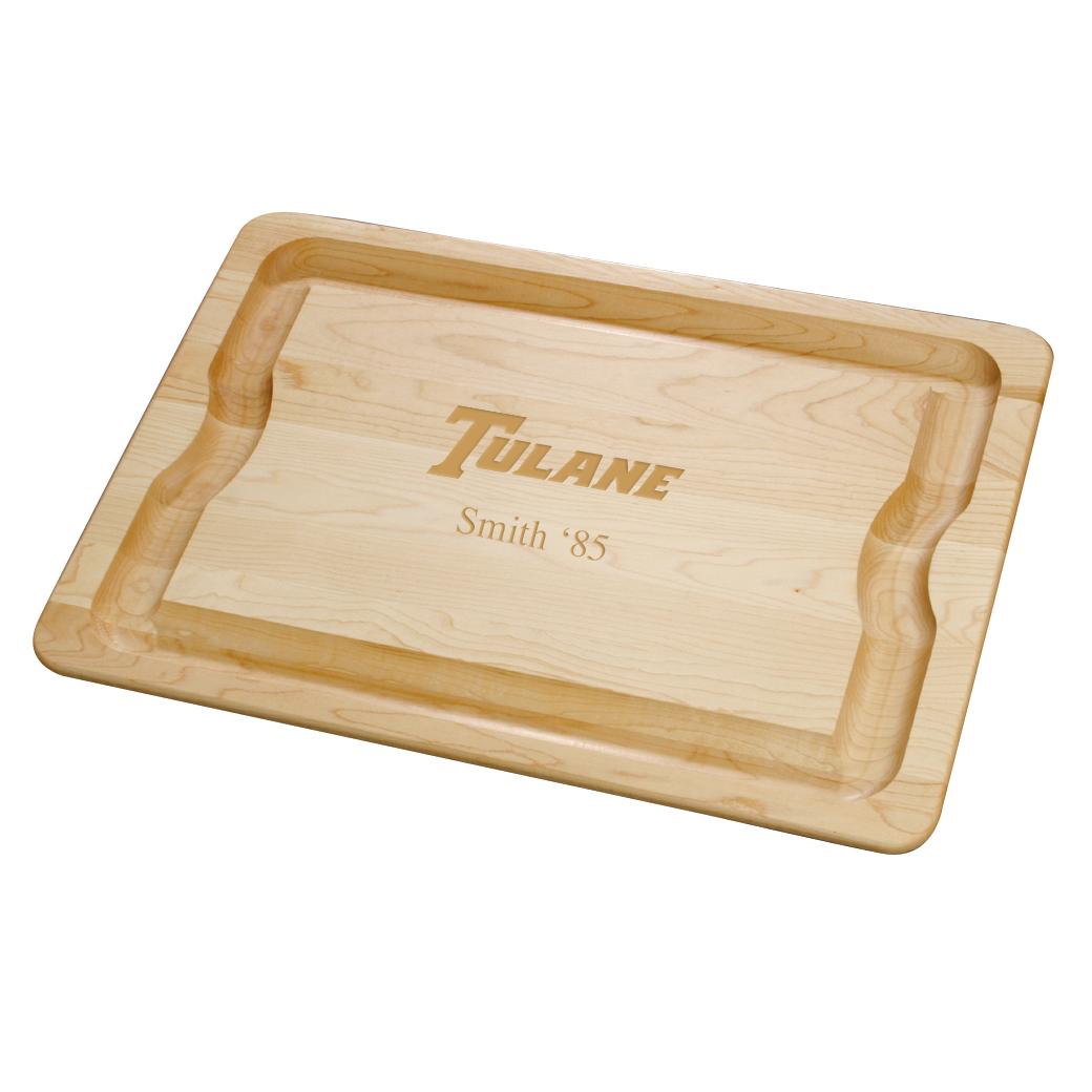 Tulane Maple Cutting Board