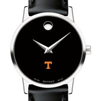 Tennessee Women's Movado Museum with Leather Strap