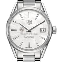 Tennessee Women's TAG Heuer Steel Carrera with MOP Dial