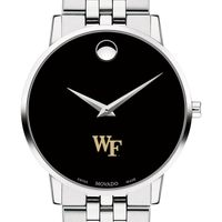 Wake Forest Men's Movado Museum with Bracelet