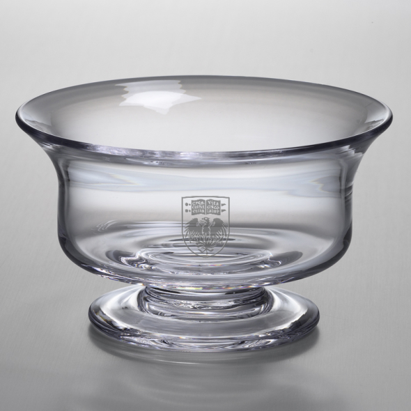 Chicago Large Glass Revere Bowl by Simon Pearce