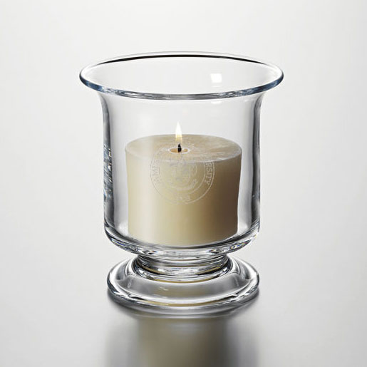 James Madison Hurricane Candleholder by Simon Pearce