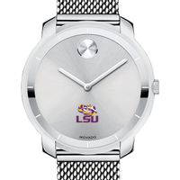 LSU Women's Movado Stainless Bold 36