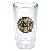 Notre Dame 16 Ounce Tervis Tumblers - Set of 4