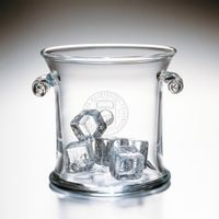 George Washington Glass Ice Bucket by Simon Pearce