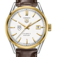 Emory Men's TAG Heuer Two-Tone Carrera with Strap
