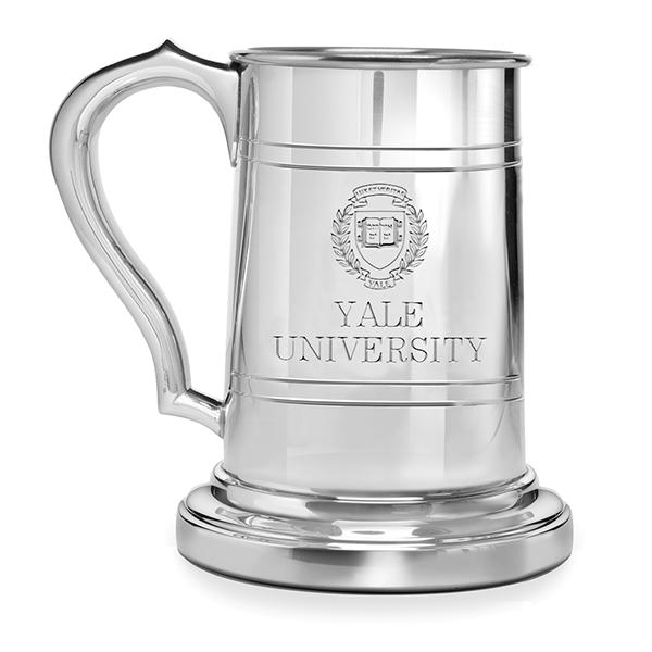 Yale Pewter Stein
