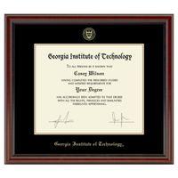 Georgia Tech Fidelitas Diploma Frame Image-1 Thumbnail