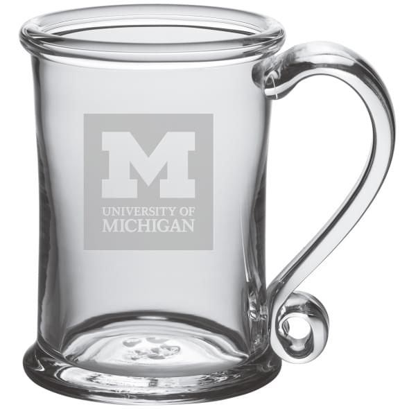 Michigan Glass Tankard by Simon Pearce