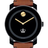 Columbia Men's Movado BOLD with Brown Leather Strap