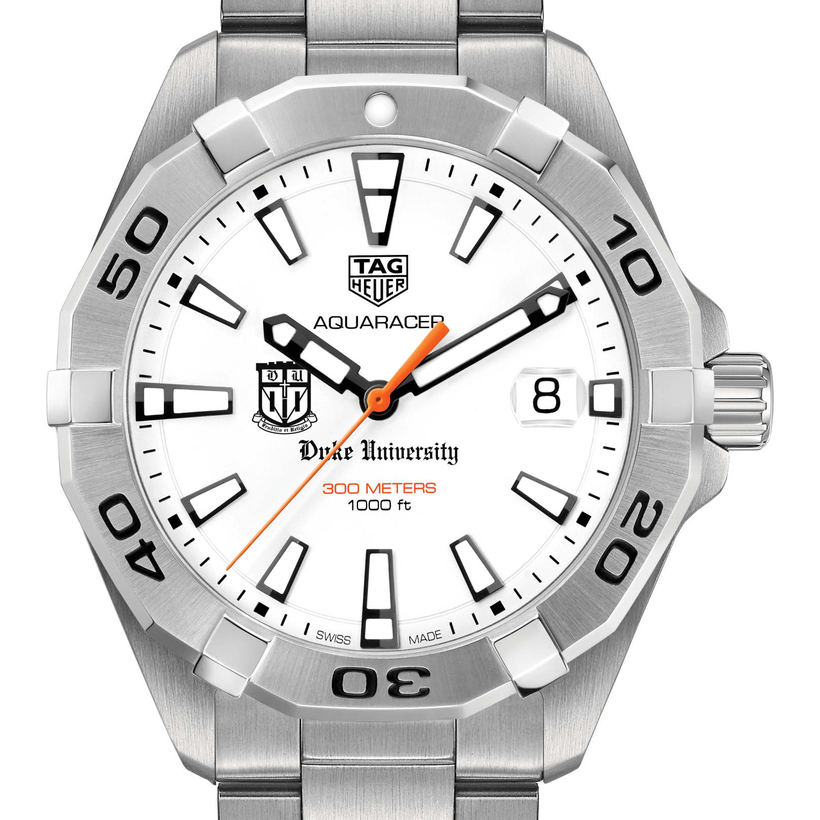 Duke Men's TAG Heuer Steel Aquaracer