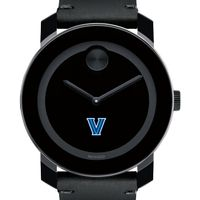 Villanova Men's Movado BOLD with Leather Strap