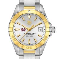 Mississippi State Women's TAG Heuer Two-Tone Aquaracer