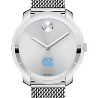 UNC Women's Movado Stainless Bold 36