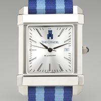 Citadel Men's Collegiate Watch w/ NATO Strap