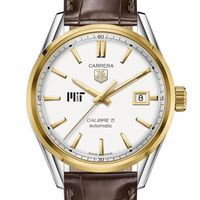 MIT Men's TAG Heuer Two-Tone Carrera with Strap