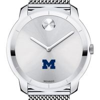 Michigan Men's Movado Stainless Bold 44