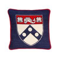 Penn Handstitched Pillow