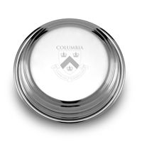 Columbia Pewter Paperweight