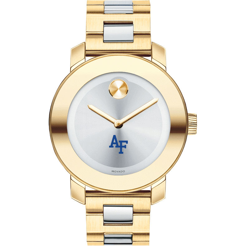 Air Force Academy Women's Movado Two-Tone Bold