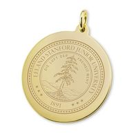Stanford 14K Gold Charm