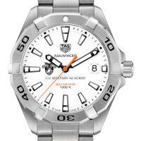 West Point Men's TAG Heuer Steel Aquaracer Image-1 Thumbnail