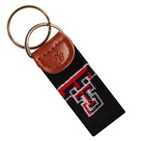 Texas Tech Cotton Key Fob