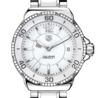 George Washington Women's TAG Heuer Formula 1 Ceramic Diamond Watch