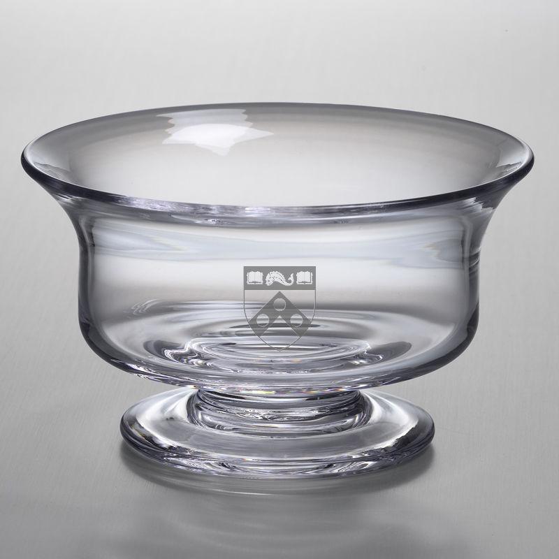 Penn Large Glass Bowl by Simon Pearce