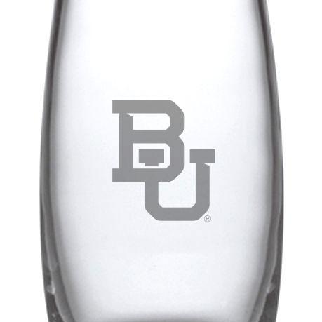 Baylor Glass Addison Vase by Simon Pearce