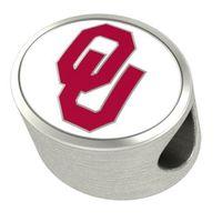 Oklahoma Enameled Premium Bead