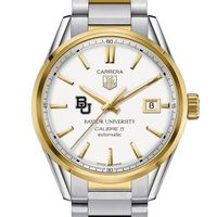 Baylor Men's TAG Heuer Two-Tone Carrera with Bracelet