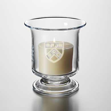 Penn Glass Hurricane Candleholder by Simon Pearce