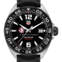 Florida State Men's TAG Heuer Formula 1 with Black Dial