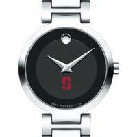 Stanford Women's Movado Museum with Steel Bracelet