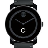 Colgate Men's Movado BOLD with Leather Strap