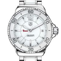 St. John's Women's TAG Heuer Formula 1 Ceramic Diamond Watch