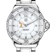 Tennessee Women's TAG Heuer Formula 1 Ceramic Diamond Watch