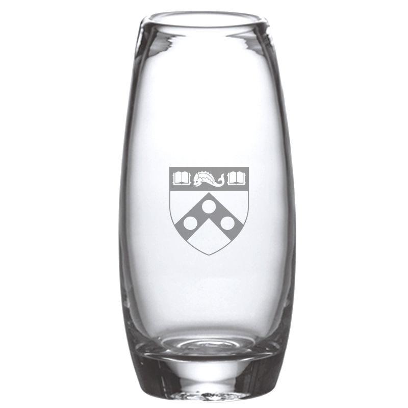 Penn Glass Addison Vase by Simon Pearce