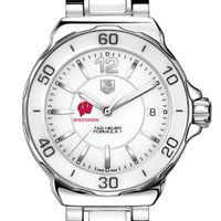 Wisconsin Women's TAG Heuer Formula 1 Ceramic Watch