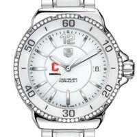 Cornell Women's TAG Heuer Formula 1 Ceramic Diamond Watch