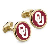 Oklahoma Cufflinks