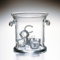 Colgate Glass Ice Bucket by Simon Pearce