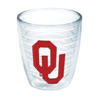 Oklahoma 12 oz Tervis Tumblers - Set of 4