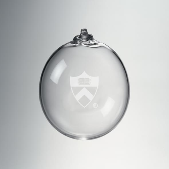 Princeton Glass Bauble Ornament by Simon Pearce