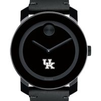 Kentucky Men's Movado BOLD with Leather Strap